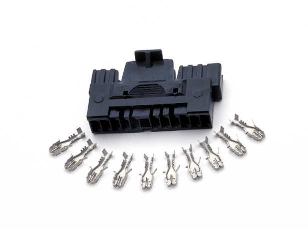 female wiring connector kit 4 1 4\